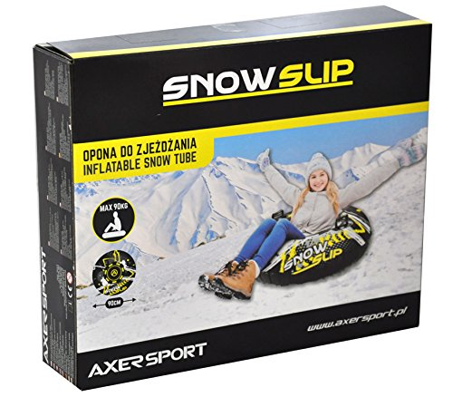 AXER Deportes Snow Tube antideslizante cubiertas de nieve Neum/áticos Neum/áticos trineo 90/cm