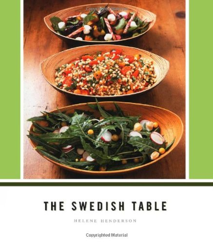 The Swedish Table by Helene Henderson