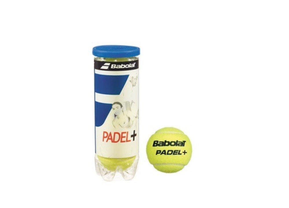 Babolat Tubo pelotas Padel + Amarillo - Padel Tenis: Amazon.es: Deportes y aire libre