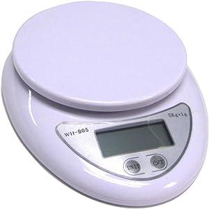 Digital GEM 0.1 X 5000 Gram Kitchen Food Diamond Pocket lab Scale - 11lb