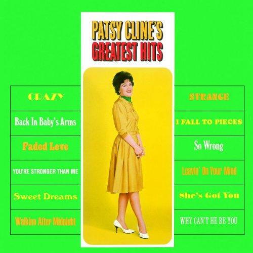 Patsy Cline's Greatest Hits by CLINE,PATSY