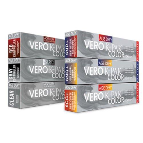Joico Vero K-Pak Hair Color - 8NG+ Age Defy