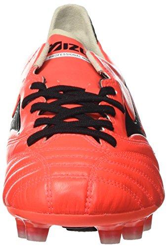 football Orange Noir Neo Corail ardent Morelia II FG Chaussures de MD pq5Zaqx