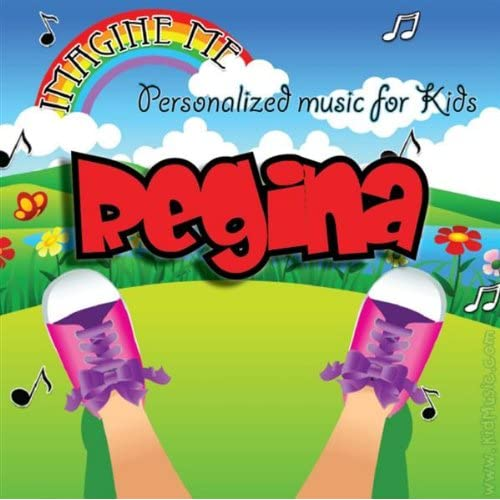 Christmas Message To Regina: Personalized Kid Music: MP3 Downloads
