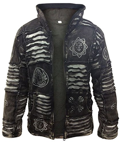 Black Shopoholic Fashion Shopoholic Fashion Uomo Giacca XqgxF