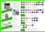 eSUN 3D 1.75mm PETG Black Filament 1kg