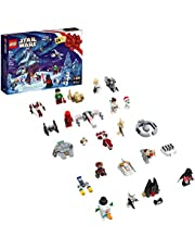 LEGO Star Wars Advent Calendar 75279 Building Kit for Kids, Fun Calendar with Star Wars Buildable Toys Plus Code to Unlock Character in LEGO Star Wars: The Skywalker Saga Game, New 2020 (311 Pieces)