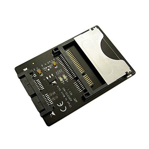 16Pin Micro SATA to C Fast Card adapter 1.8 inch Hard Disk C