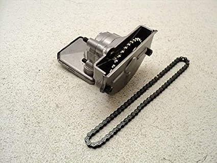 Amazon com: Yamaha V Star 1100#8577 Oil Pump with Chain