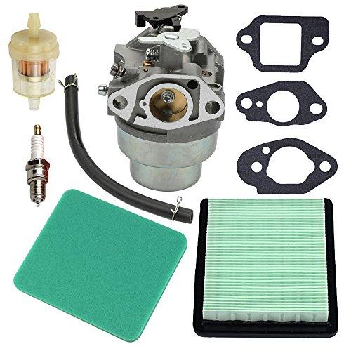 - Panari GCV160 Carburetor + Tune Up Kit Air Filter for Honda GCV160A GCV160LA GCV160LE Engine HRB216 HRR216 HRS216 HRT216 HRZ216 Lawn Mower
