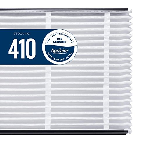 Aprilaire 410 Air Filter 8 Pack for Air Purifier Models 1410, 1610, 2410, 3410, 4400 by Aprilaire (Image #1)