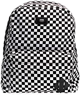 Vans Old Skool III Backpack One_Size, Black White Checker Black