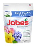 Jobe's Granular Bulb Fertilizer, Science + Nature Fertilizer for Tulips, Daffodils, Lilies and other Bulb Flowers, 6 pound bag