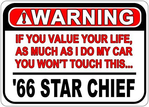 1966 66 PONTIAC STAR CHIEF Warning Value - 66 Pontiac Star Shopping Results