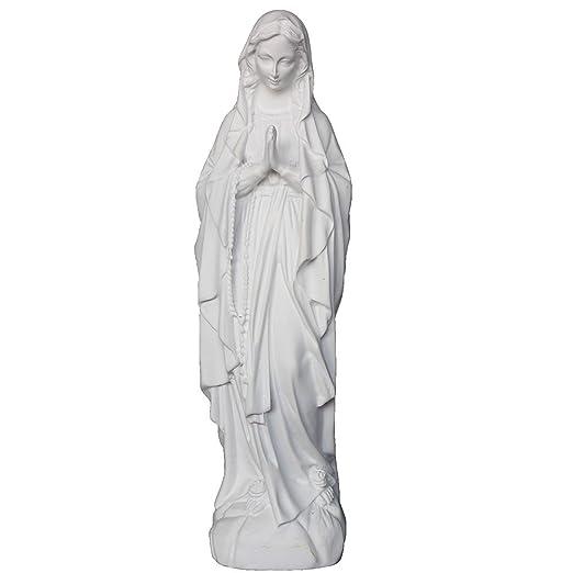 Virgen María estatua, bienaventurados madre es la ideal para uso ...