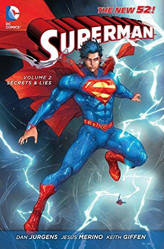 Superman Vol. 2: Secrets & Lies (The New 52)