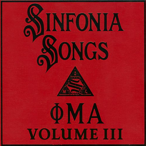 Sinfonia Songs Recordings, Volume III