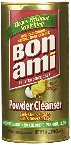 Bon Ami FBA_BOA-66298P6 Polish and Cleanser Powder 14 Ounce (Set of 6)