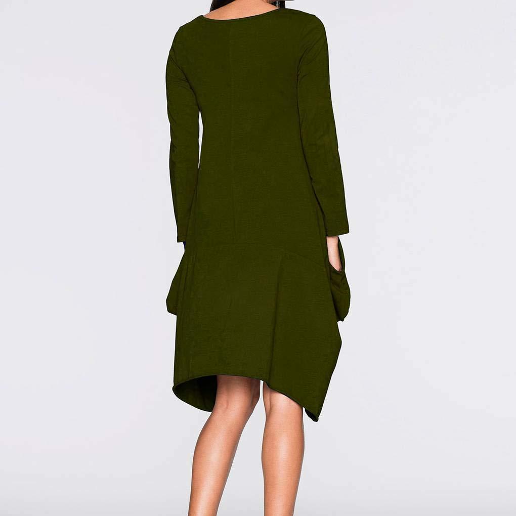 34691e0054d Long Sleeve Dresses On Amazon