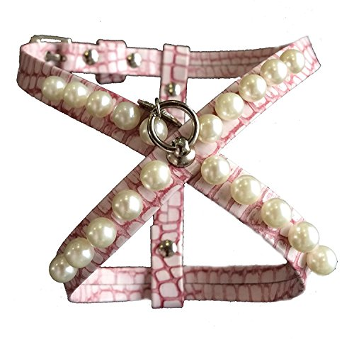 Charlotte's Dress Harness, X-Small, Iguana Rose by Charlotte's Dress