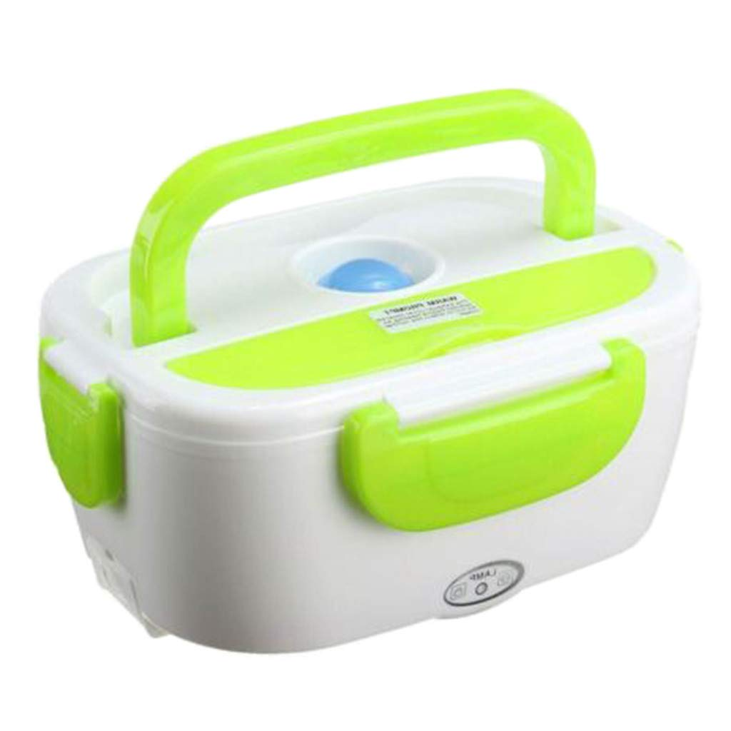 Hot Portable Multifunctional Electric Car Plug Heating Lunch Box Food Heater Hot