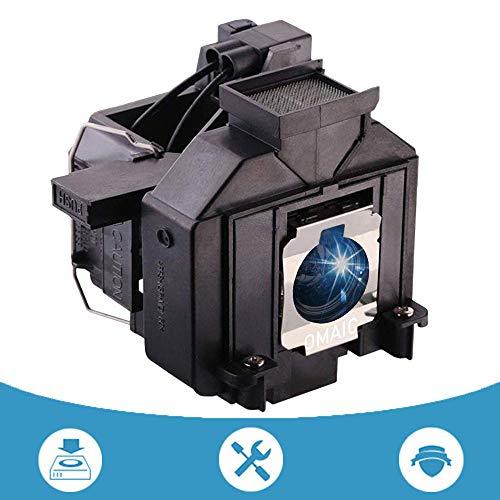 OMAIC Projector Lamp Bulb for Epson ELPLP69/ V13H010L69 Home Cinema PowerLite 5020ub 5030ub 5025ub 5020ube 5030ube 5010E 6030ub 6020UB 6010 4030 Replacement Projector Lamp/Bulb ()