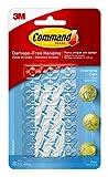 Command 17026CLR B007RKFCFY Decorative Clip