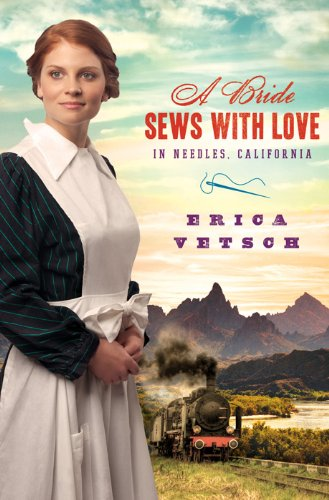 A Bride Sews with Love in Needles, California (Brides & Weddings)