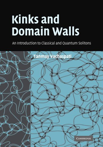 Kinks and Domain Walls: An Introduction to Classical and Quantum Solitons