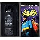 BATMAN LE FILM, ÉDITION SPÉCIALE (1966) V.F. Batman The Movie (EN FRANÇAIS, FILM VHS, NTSC).