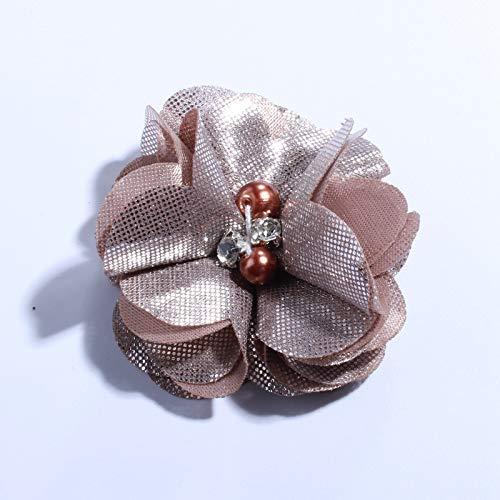 ORCHILD Flora flower headband 50pcs 5.5cm Fashion Ruffled