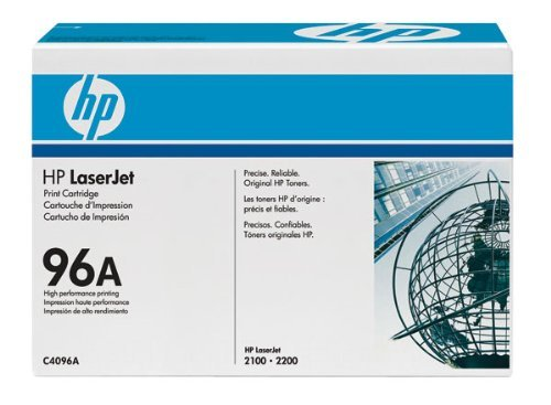 NEW Hewlett Packard OEM Toner Cartridge C4096A (1 Cartridge) (Mono Laser Supplies), Office Central