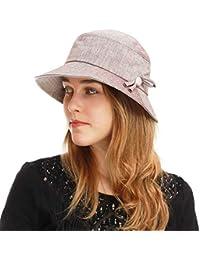 f4145df92d8 Light Weight Packable Women s Wide Brim Sun Bucket Hat