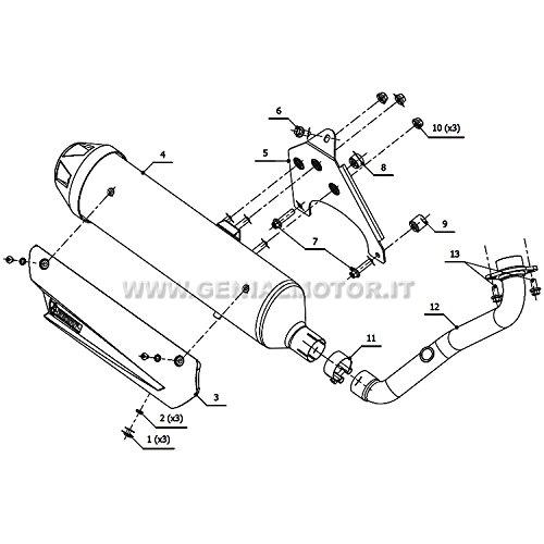 puntale 5mm Bore Sourcing map autolubrificante di risparmio diritto femmina 2 SA5T//K