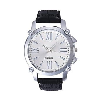 timelyo® Reloj habillée para hombre cuarzo Watch Replica ...