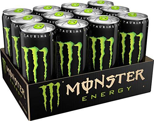 Monster Energy Original Fluid Ounce