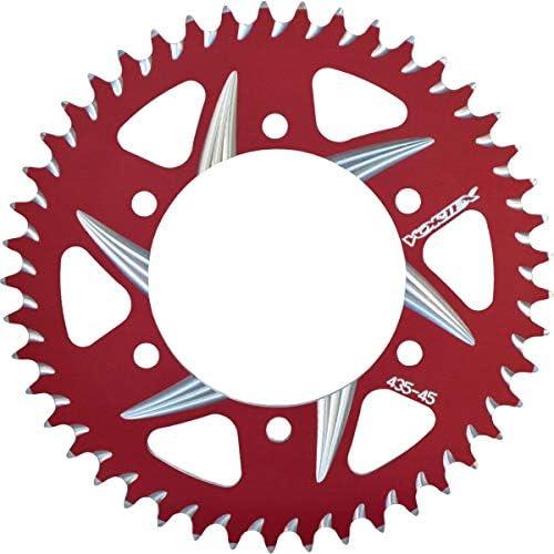 Vortex 828ZR-44 Red 44-Tooth Rear Sprocket