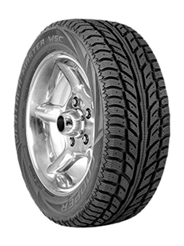 Cooper Tires Weather-Master WSC Studable-Winter Radial Tire - 215/60R16 99T
