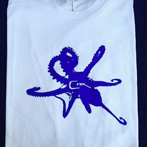 Crux Tee - Crux Blue Octopus (Women's)