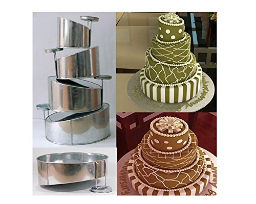 3 layer cake stand wilton 307 859 3 tier cakes and cupcake stand. Black Bedroom Furniture Sets. Home Design Ideas