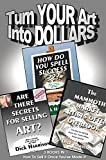 Turn Your Art Into Dollars
