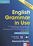 English Grammar in Use. Fourth edition. . Book with pullout grammar, answers and interactive ebook