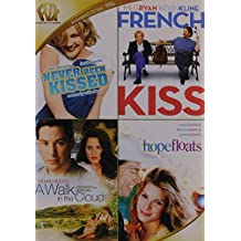 Never Been Kissed / French Kiss / A Walk in the Clouds / Hope Floats Quad Feature