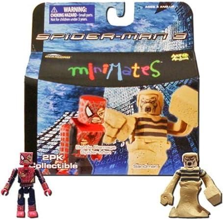 Marvel Minimates Series 18 Spider-Man 3 Movie Sandman