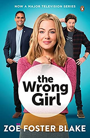 book cover of The Wrong Girl