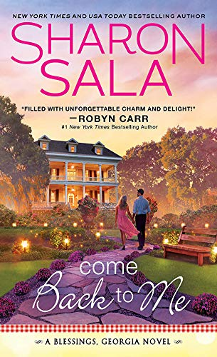 Come Back to Me (Blessings, Georgia Book 6) -