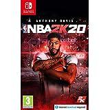 NBA 2K20 Regular Edition NMC Nintendo Switch