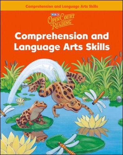 Open Court Reading Comprehension and Language Arts Skills Level 1