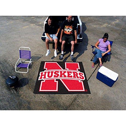 - NEBRASKA CORNHUSKERS NCAA TAILGATER FLOOR MAT (5X6) SIZE ONE