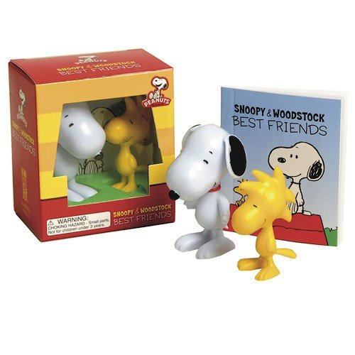 Snoopy and Woodstock Bendable Toy